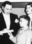 Al Baker - Issac Stern - Age 11